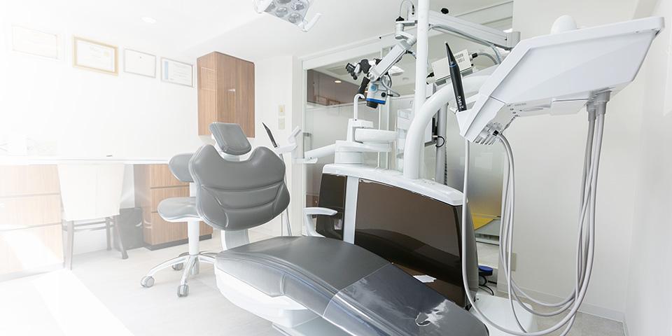歯科技工士と密に連携して補綴物をご提供