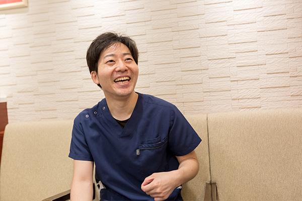 患者様・歯科医師・歯科技工士の3者で話し合って治療を進めます